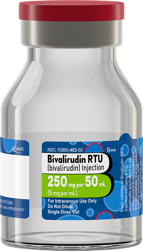 Bivalirudin-RTU-Injection
