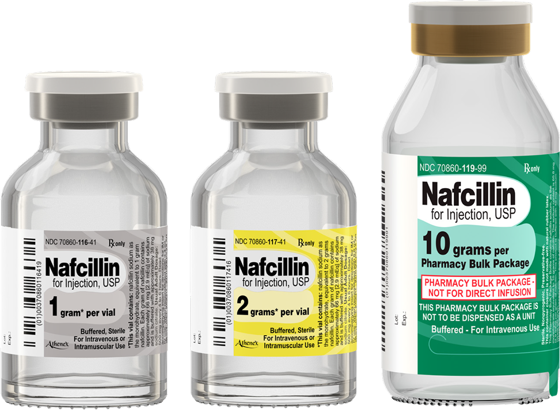 Nafcillin for Injection, USP