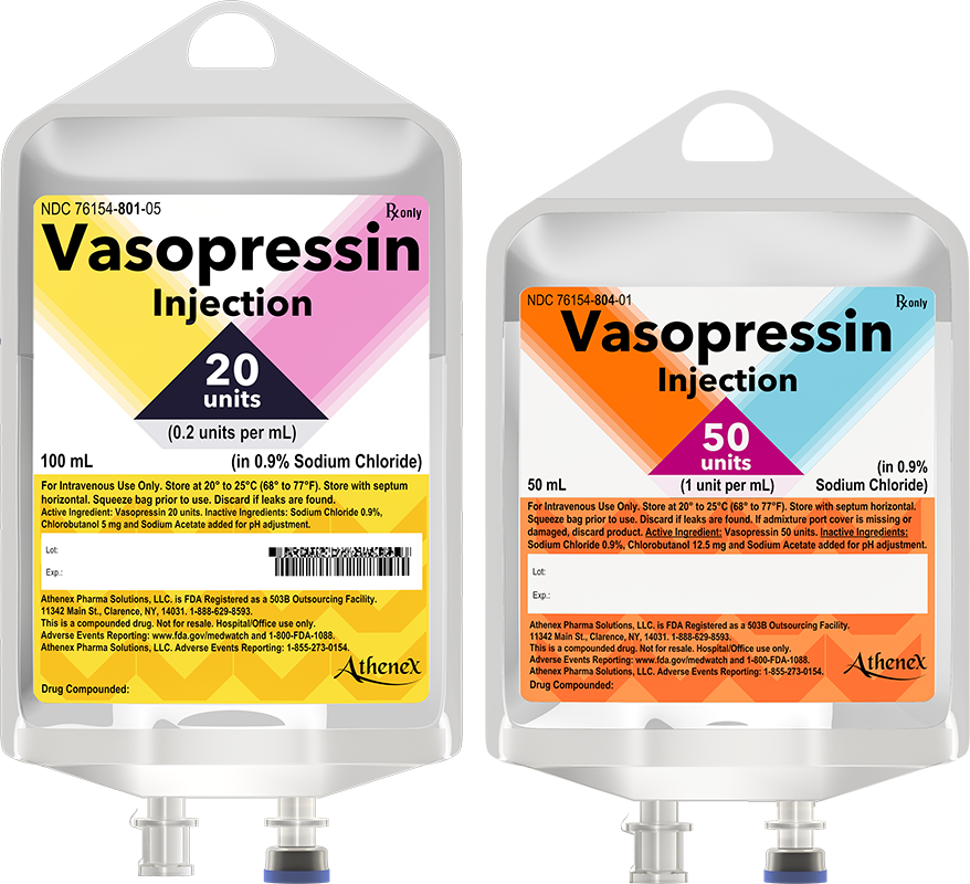 Vasopressin Injection in 0.9% Sodium Chloride